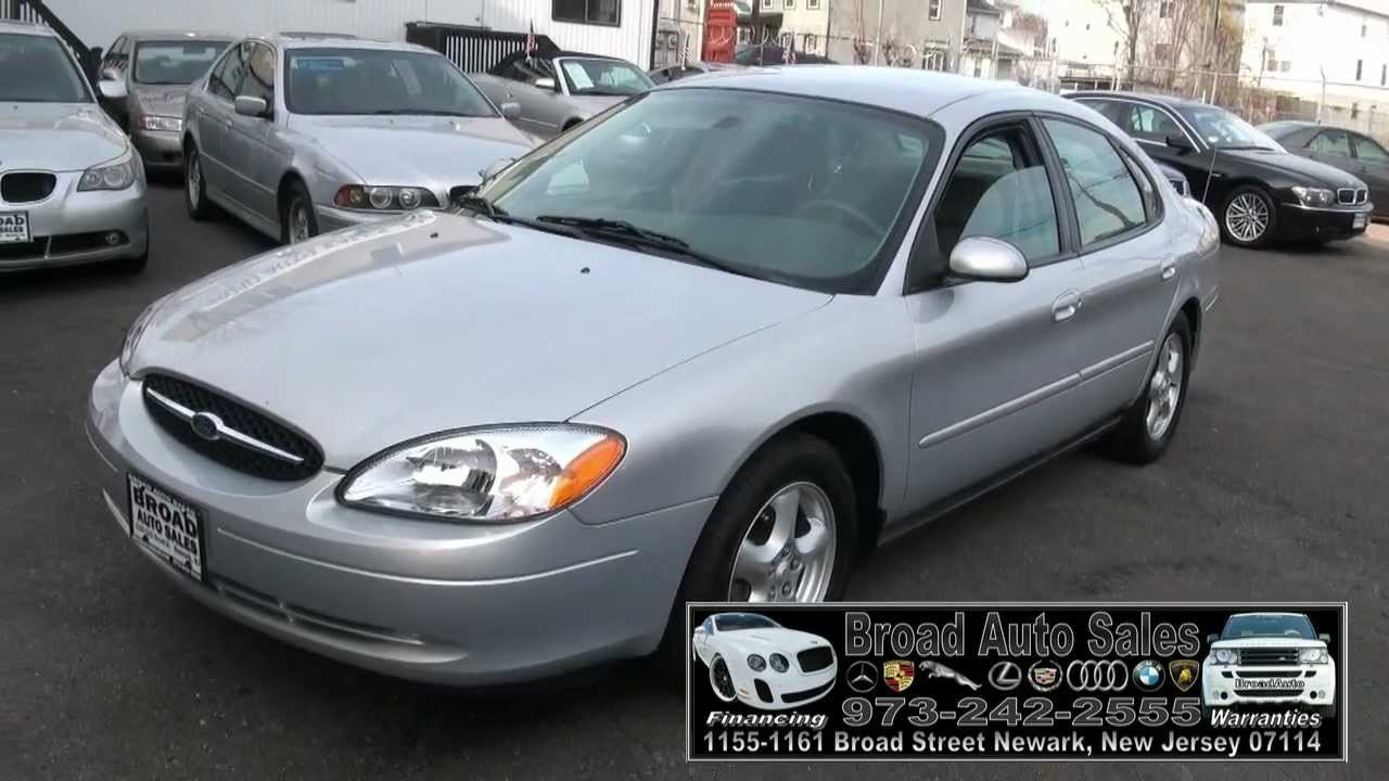 2003 ford taurus se auto review youtube