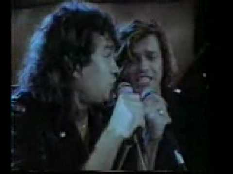 "INXS and Jimmy Barnes- ""Good Times"" Music video"
