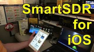 Just released! SmartSDR for iOS