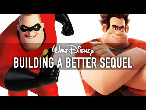 Building A Better Sequel: Incredibles 2 VS. Ralph Breaks The Internet (Feat. HoustonProductions1)
