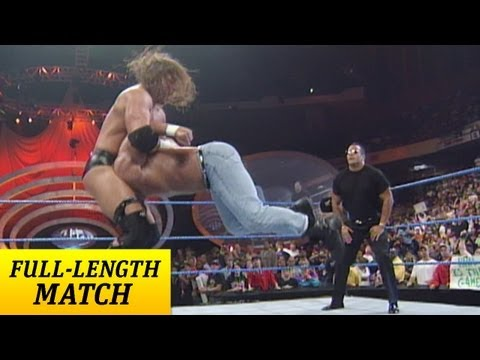 FULL-LENGTH MATCH - SmackDown - Triple H...