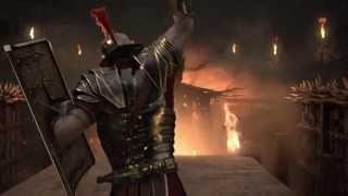 Ryse Son of Rome Official gamescom Gladiator Mode Trailer