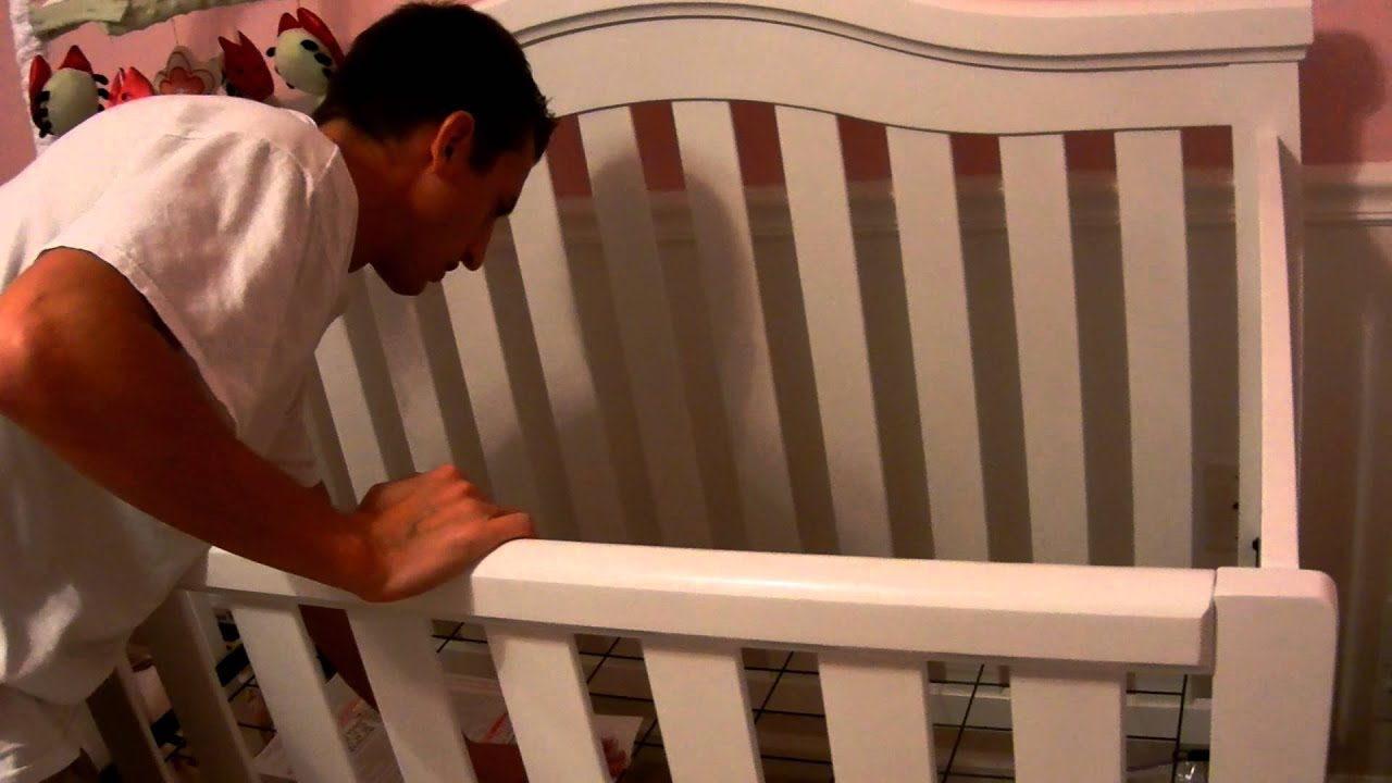Lowering Of The Crib Mov