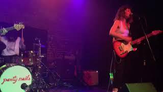 Party Nails, The Hi Hat, Highland Park, Los Angeles Tour, Last Show, 5/9/19