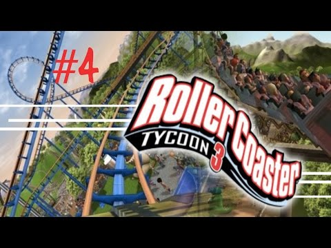 Roller Coaster Tycoon 3 - Project #4 - Humpback (Towering Coaster)