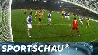 DFB-Pokal: Bielefeld setzt sich in Dresden durch | Sportschau