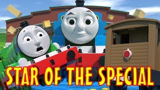 TOMICA Thomas & Friends Short 49: Star of the Special (Journey Beyond Sodor Crash Parody) thumbnail