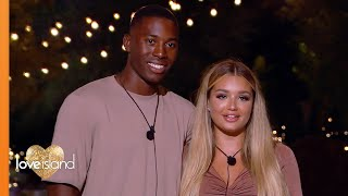 Aaron & Lucinda are dumped from the villa