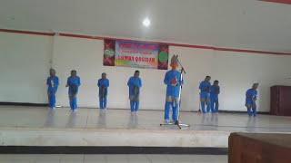 Al-Akhyar Juara 1 qasidah rebana Pentas PAI