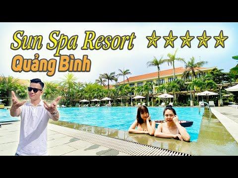 Sun Spa Resort Quảng Bình - 5 Star ✯✯✯✯✯   NQT   Du lịch Quảng Bình