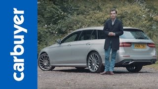 Mercedes E-Class Estate in-depth review - Carbuyer