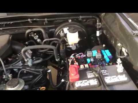 Toyota Tacoma fuse diagram discussion - YouTube