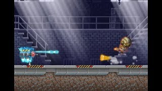Total Recoil Game Level 11-20 Walkthrough