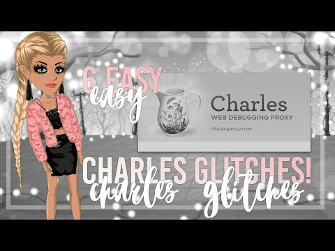 6 EASY CHARLES GLITCHES!!! 2018