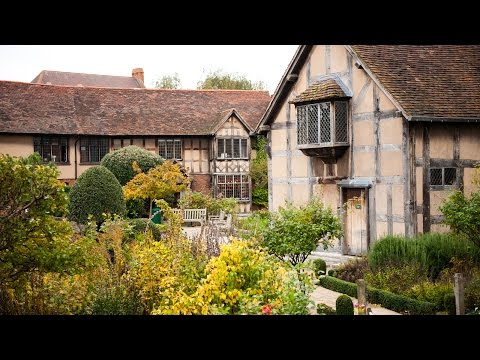 Shakespeare's Family Homes Tickets - Video