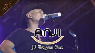 Download lagu TERNYATA CINTA | ANJI KESAL BANGET Sama Penonton Yang Ribut Pas Dia Bawain Lagu ini Live Cirebon