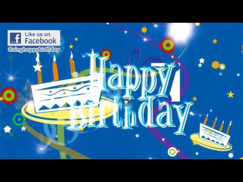 Happy Birthday AJ