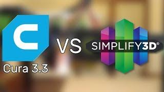 Cura 3.3.1 - Simplify3d больше не нужен? (12+)