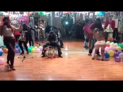 Fun Carnival Dancing 2015 - Karaoke Night - Μεταμόρφωση