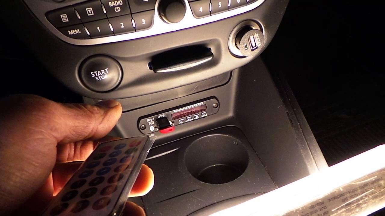 renault megane 3 radyo aux giri ine usb flash bellek sd kart bluetooth m zik ba lant s. Black Bedroom Furniture Sets. Home Design Ideas