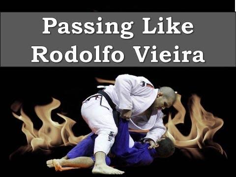 Rodolfo Vieira Passing Game Jiu Jitsu
