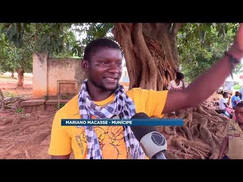 ESTRADAS NA ZAMBÉZIA