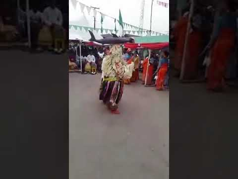 Chief Richmond Macgray Streaming Itsekiri Cultural Dance From Sapele Nigeria