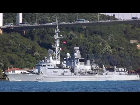 Cassard class frigate Jean Bart