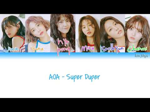 AOA (에이오에이) – Super Duper...
