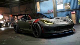 Need for Speed Payback   Corvette RACE BUILD