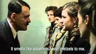 Hitler's Fart Contest