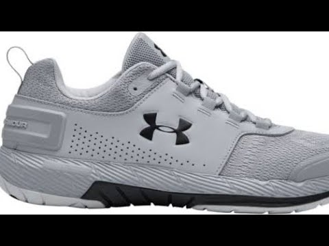 IT's TIME to COMMiT to the Under Armour Commit TR EX