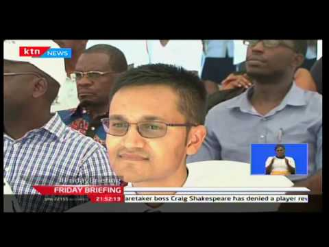Kenya has made strides in expansion of the ports of Mombasa to ease congestion of goods