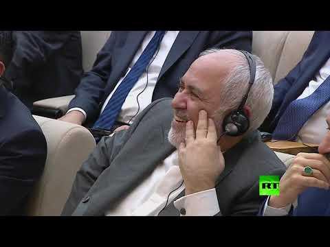الابتسامات ترتسم على وجوه الحاضرين في مؤتمر أنقرة عقب استشهاد بوتين بالقرآن الكريم  - نشر قبل 3 ساعة