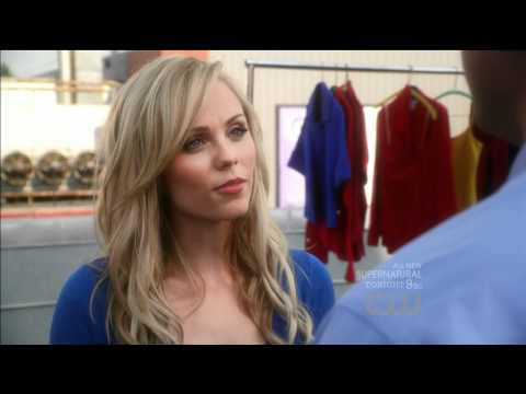 HD Laura Vandervoort  Smallville S10 E03 Super Girl