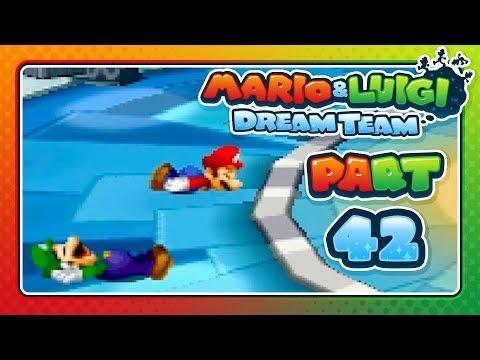 Mario & Luigi: Dream Team - Part 42: GAME OVER MARIO BROS!