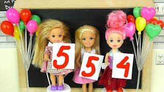 СЮРПРИЗ НА ДЕНЬ РОЖДЕНИЯ Мультик #Барби Про Школу Куклы в Школе
