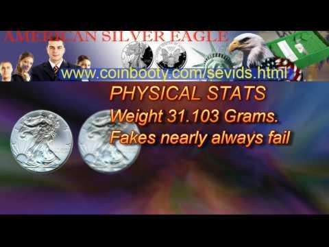 Fake American Silver Eagle Coin Scams