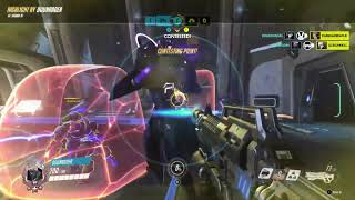 Overwatch Highlight Soldier 76 Busan With Duo Duunboons 12-08-19 - Dsr 1457