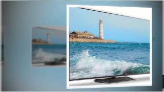 Samsung UN40H5500 Slim 40-Inch 1080p 60Hz Smart LED TV At A Glance
