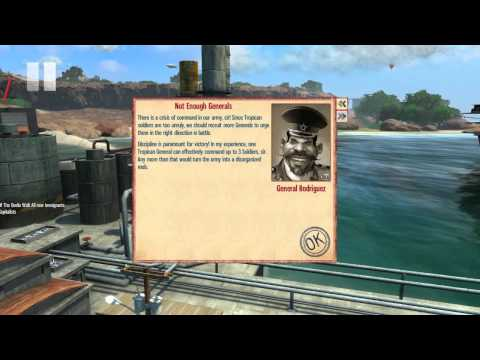 Tropico 4 Gold Edition Feature Video: Manic Missions