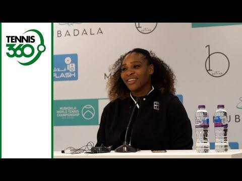 Serena Williams after making Abu Dhabi comeback: 'I'm not done yet'