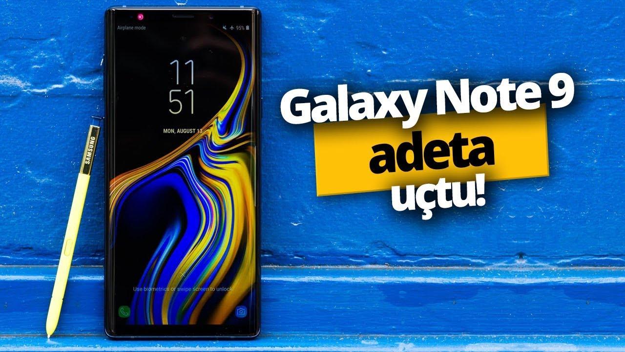 Galaxy Note 9, Android Pie ile adeta başka bir telefon oldu!