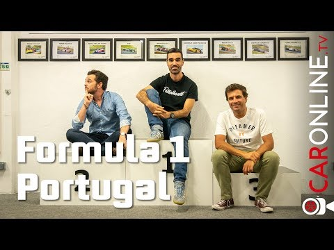 POSS�VEL FORMULA 1 em PORTUGAL?