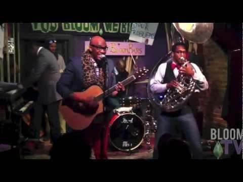 BloomTV: George Tisdale Band