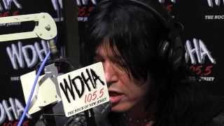 "Tom Keifer Performing ""The Flower Song"" on WDHA"