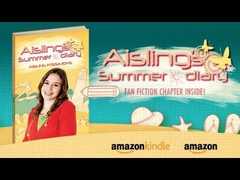 Aisling's Summer Diary Book Trailer