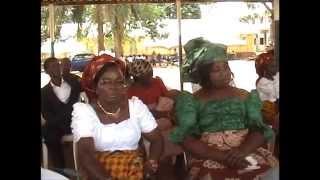 HRM EZE D.O ONYEKWERE BURIAL VIDEO 1