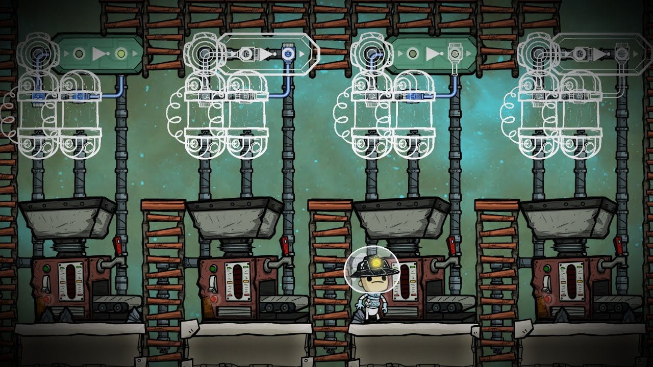 Oxygen Not Included - Ultimate Automation Challenge! Cosmic Upgrade