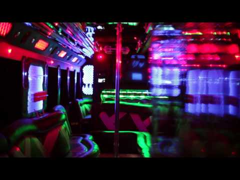The VIP Party Bus